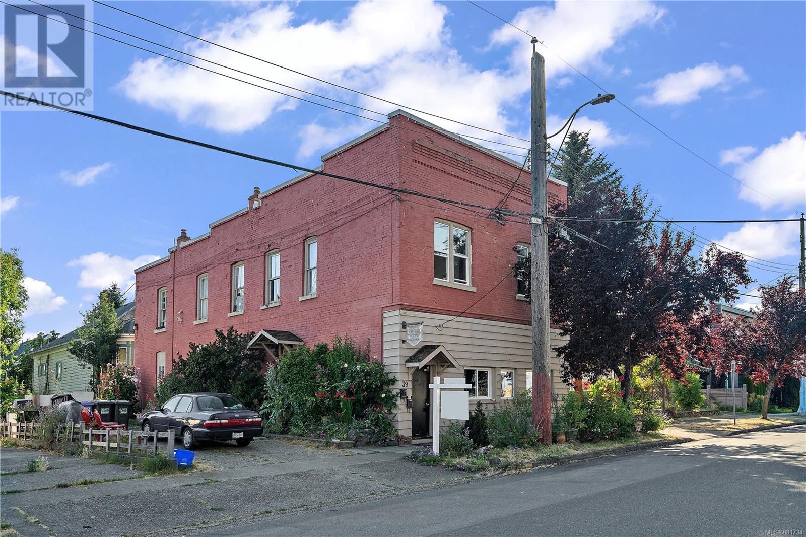 39-41 Ontario StVictoria, British Columbia  V8V 1A8 - Photo 1 - 881734