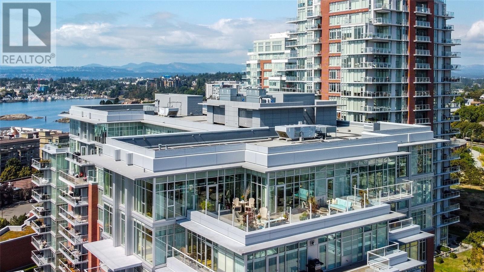 1006/1007 100 Saghalie RdVictoria, British Columbia  V9A 0A1 - Photo 2 - 887098